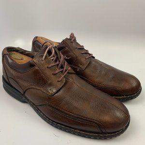 Dockers 10.5 US M Men Dress Oxfords Shoes Brown 90